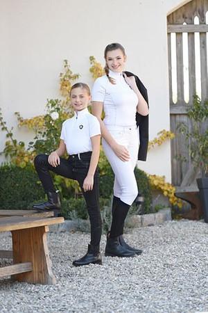 Pantalon d'équitation BasicPlus pour enfants – Bild 1