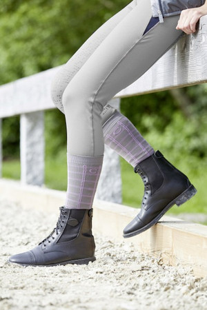 Riding socks Flora – Bild 5