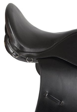 "Saddle set ""Multi-use"", black 17.5"" – Bild 3"