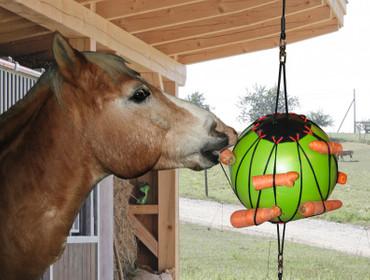 Therapie speelbal voor paarden – Bild 2