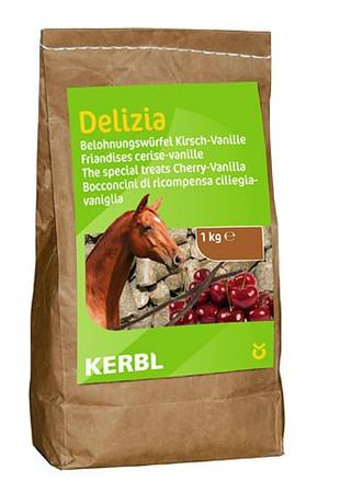Delizia beloningsblokjes vanille-kers, 1 kg