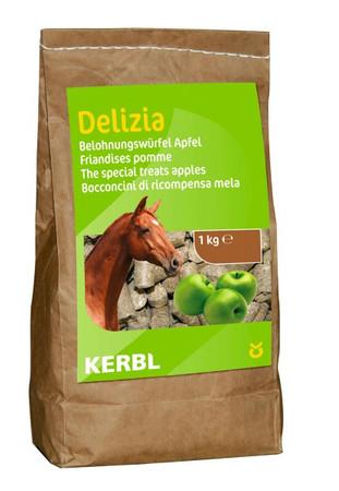 Delizia beloningsblokjes, appel 1  kg