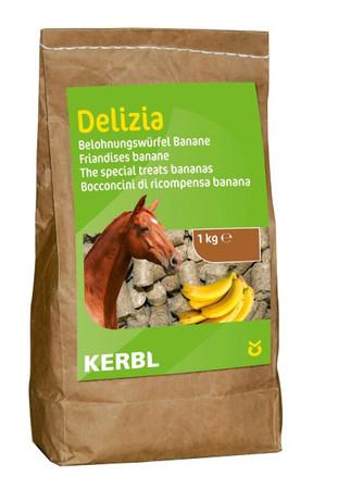 Delizia beloningsblokjes, banaan 1 kg
