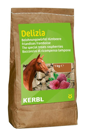 Friandises DELIZIA framboise 1 kg