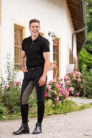 Pantalon d'équitation Techno pour hommes – Bild 8