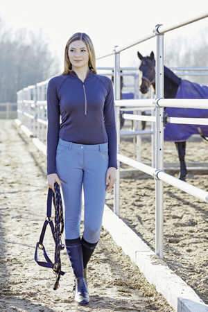 Softshell Riding Breeches Tilda – Bild 3