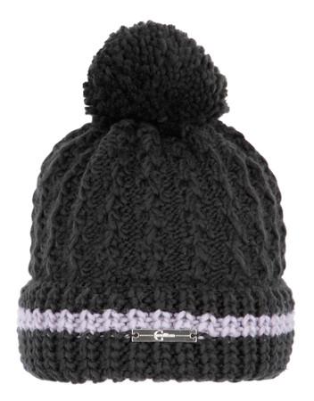 Bonnet tricoté H/F18 – Bild 1