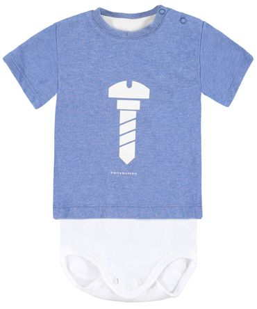 "Bellybutton® Baby 2 in 1 Shirt-Body ""Toolbox"""