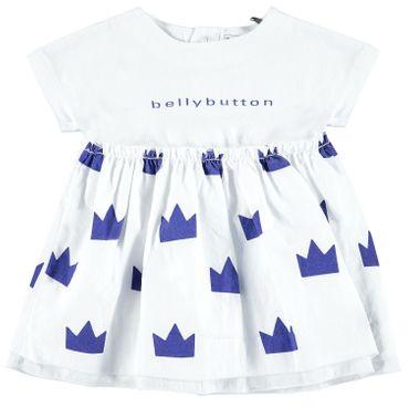 """Bellybutton® Baby Mädchen T-Shirt-Kleid """"PRINCESS"""" – Bild 1"""