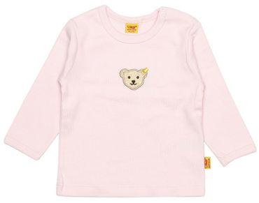 STEIFF® Baby Mädchen Langarmshirt Shirt Rosa