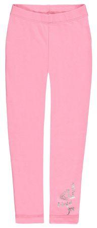 Pampolina® Mädchen Leggings Hose Pink  – Bild 1