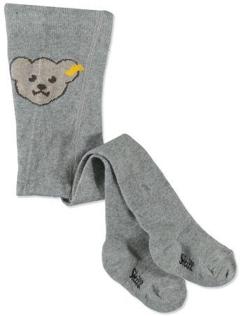 STEIFF® Teddy- Po Strumpfhose Hose Grau
