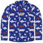STEIFF® Jungen Beachwear Sonnenschutz-Shirt UV Schutz 30+  001