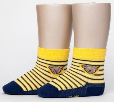 STEIFF® Socken Ringel Teddy Bär