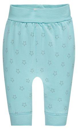 bellybutton® Baby Jogginghose Hose Sterne Türkis  – Bild 1