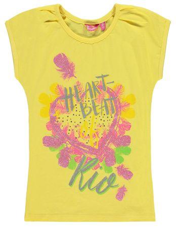 Pampolina® Mädchen T-Shirt Shirt Gelb Rio
