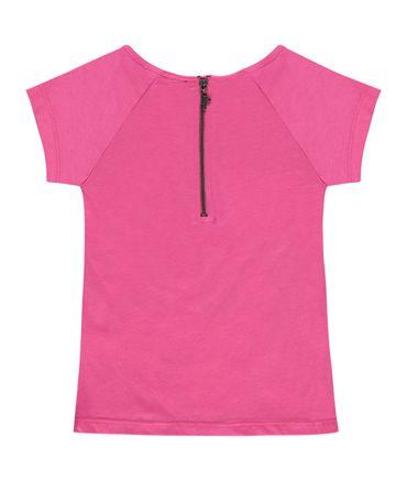 "Pampolina® Mädchen T-Shirt Shirt Pink ""Rio Rio""  – Bild 2"
