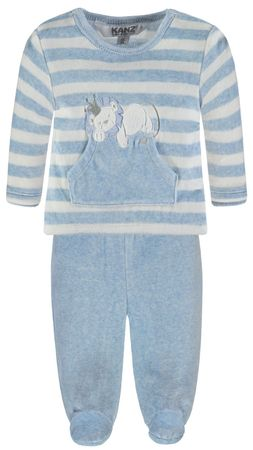 Kanz® Jungen 2 tlg. Nicky Set Sweatshirt+Jogginghose