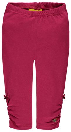 "STEIFF® Mädchen Leggings ""New City Girl"" Pink"
