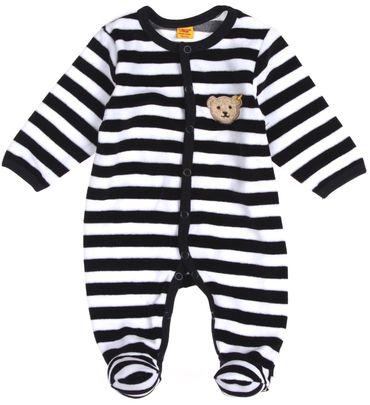 STEIFF® Baby Nicky Strampler Schlafanzug Marine