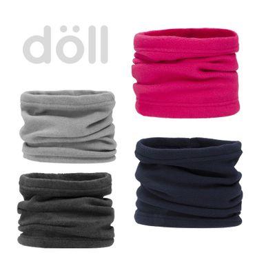 DÖLL® Fleece-Loop Schlauchschal 4 Farben Mädchen Junge