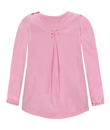 STEIFF® Mädchen Trachten Langarmshirt Wies'n Girl Rose – Bild 2