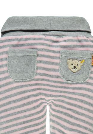 "STEIFF® Mädchen Nicky Jogginghose ""Teddy Family""  – Bild 3"
