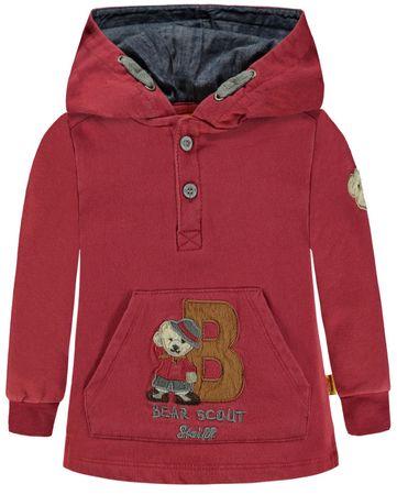 STEIFF® Jungen Sweatshirt Bear Scout Woodland
