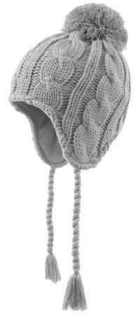 DÖLL® Mädchen Inka-Bindemütze Strickmütze  – Bild 1