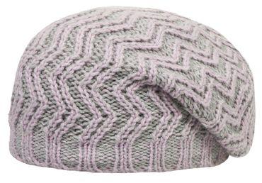 DÖLL® Mädchen 2-farbige Strickmütze Mütze Bohomütze – Bild 1