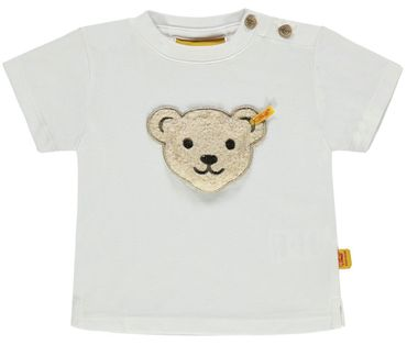 "STEIFF® T-Shirt kurzarm ''Quietsch Bär"" Seaside"