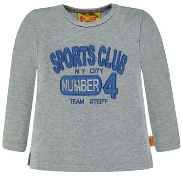 STEIFF® Jungen Langarmshirt 'Sports Club`
