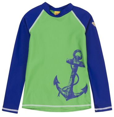 STEIFF® Jungen Beachwear Sonnenschutz-Shirt UV Schutz 30+