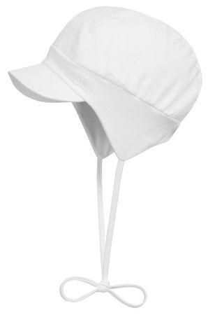 DÖLL® Baby Ballon Bindemütze mit Shirm  – Bild 1