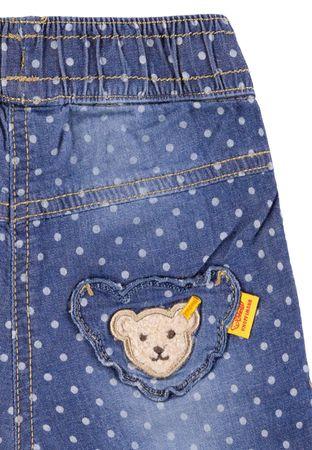 "STEIFF® Mädchen Jeans Shorts ""Paradise Pink"" – Bild 3"