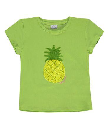 Königsmühle® Mädchen T-Shirt Wende-Pailletten – Bild 1