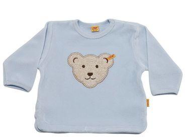 STEIFF® Baby Nicky Sweatshirt Pullover Hellblau