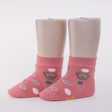 STEIFF® Mädchen Socken Söckchen Punkte