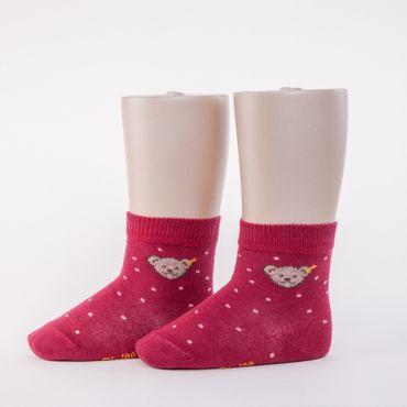 STEIFF® Mädchen Socken Söckchen Pünktchen