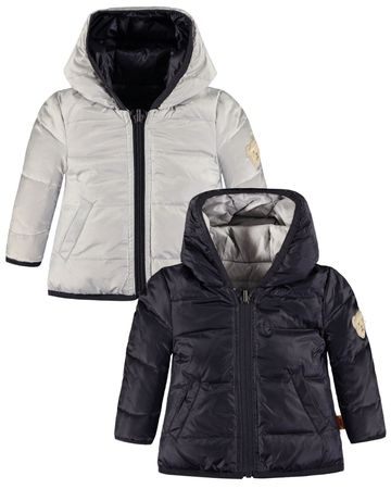 "STEIFF® Jungen Daunen Wende-Winterjacke ""Little Country Boy""  – Bild 1"