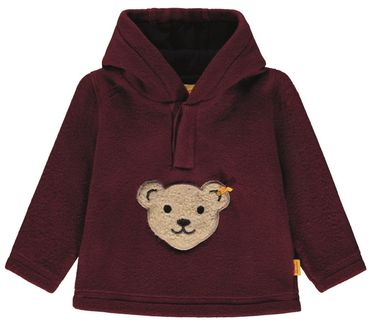 "STEIFF® Fleece Pullover Quietsch Bär ""Little Cowboys""  – Bild 1"
