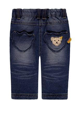 "STEIFF® Mädchen Jeans Jeggings ""Frosted Flowers""  – Bild 2"