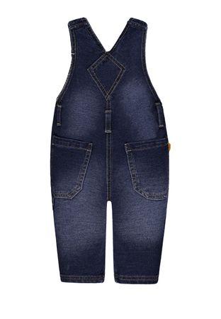 "STEIFF® Jungen gefütterte Jeans Latzhose ""Classic Blue""  – Bild 2"