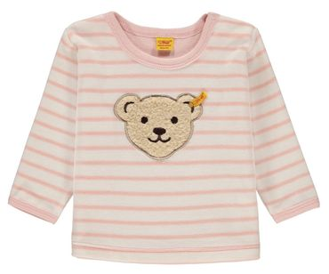 "STEIFF® Baby Mädchen Nicky Sweatshirt ""Winter Color Nicky""  – Bild 1"