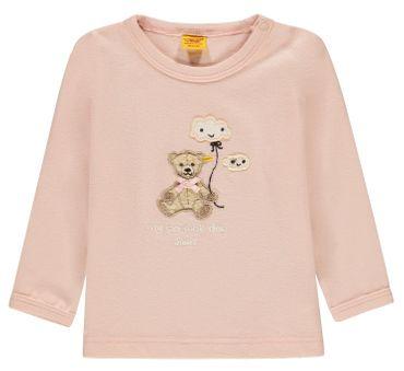 "STEIFF® Baby Mädchen Langarmshirt ""Winter Color Nicky"""