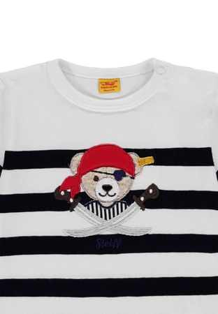 "STEIFF® Baby Jungen T-Shirt ""Treasure Island""  – Bild 3"