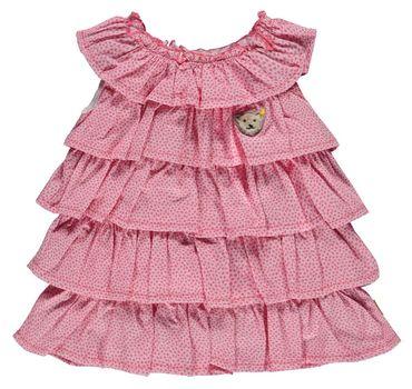 "STEIFF® Baby Mädchen Kleid Volants ""Little Doves""  – Bild 1"