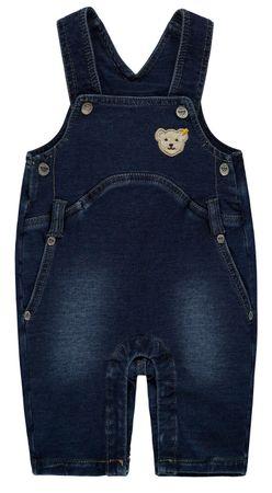 "STEIFF® Baby Mädchen Jeans Latzhose ""Little Hibiscus"" – Bild 1"
