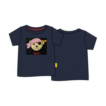 STEIFF® Jungen T-Shirt Pirat-Bär