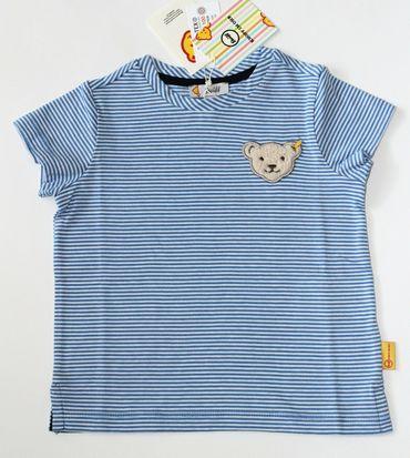 STEIFF® Jungen T-Shirt Ringel  – Bild 1